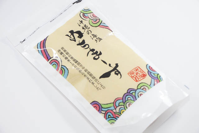 ミネラルをたっぷり含んだ沖縄の海塩「ぬちまーす」