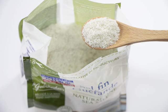 フランス・ブルターニュ地方1000年以上続く天日塩「ゲランドの塩」