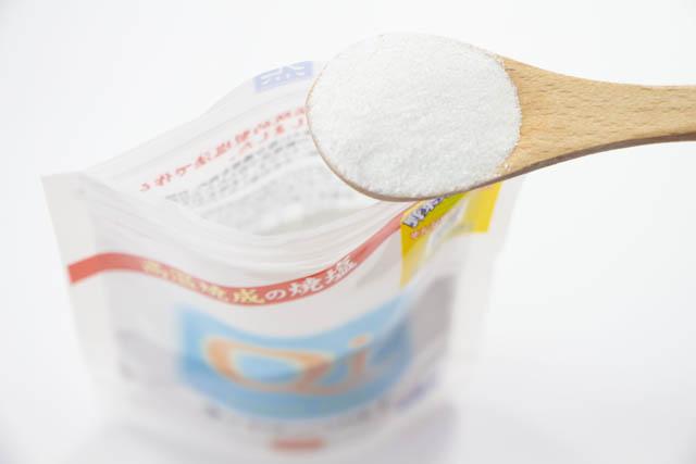 還元力を備えたアルカリ性の焼き塩「キパワーソルト」
