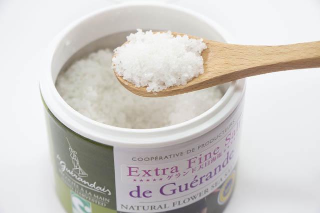 ゲランドの塩 フルール ド セル (エキストラファインソルト)