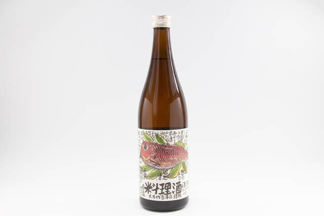 プロ仕様の本格料理酒 大木代吉本店 濃厚旨口純米「こんにちは!!料理酒」