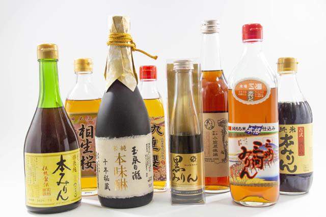 【飲み比べ】本格みりん厳選8種を比較