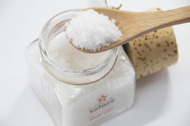 世界中で珍重された幻の塩の花「ソルトフラワー」