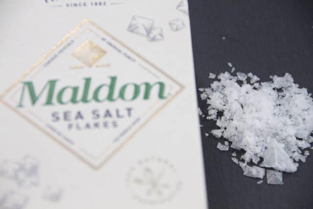 英国王室御用達の伝統の塩「マルドン シーソルト」