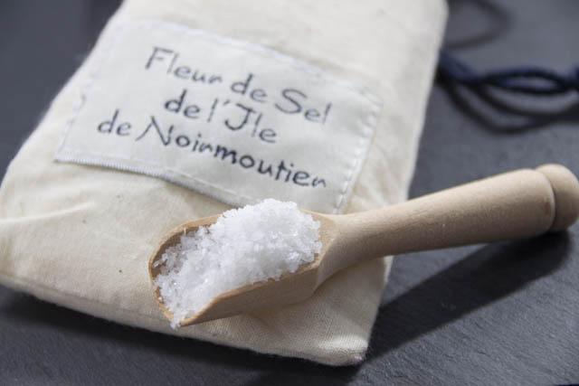 フランス料理界の巨匠アラン・デュカスも愛用する塩「ノアムーティエ島の塩(フルール・ド・セル)」