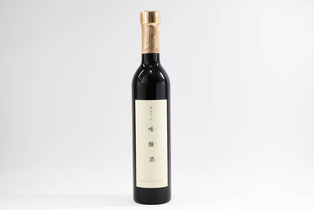 自然栽培の原材料をつかい古来の伝統的な製法で造られた「本みりん 味醂酒」