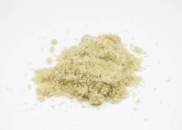 熊笹エキスと天然のにがり成分からできた塩「ささ塩」