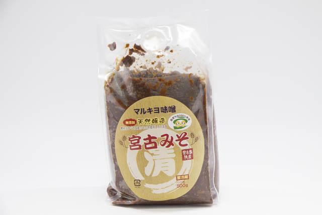 宮古島の天然麹菌で作られる味噌「マルキヨ味噌 宮古みそ」